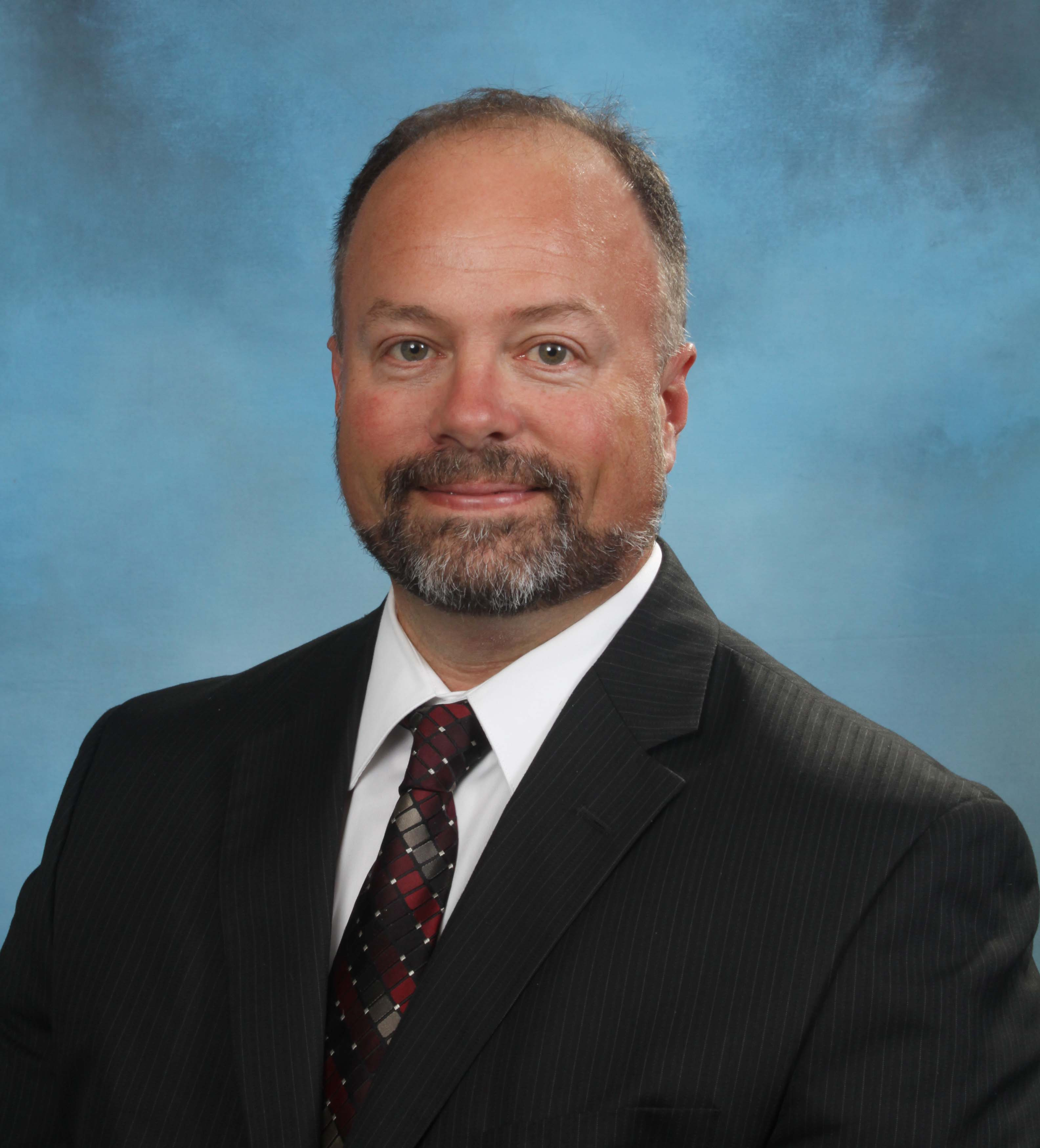 Photo of Mike Rodgers, OCTC CIO