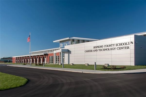 Picture of the Hopkins County Career and Technical Center